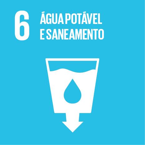 6 Água Potável e Saneamento