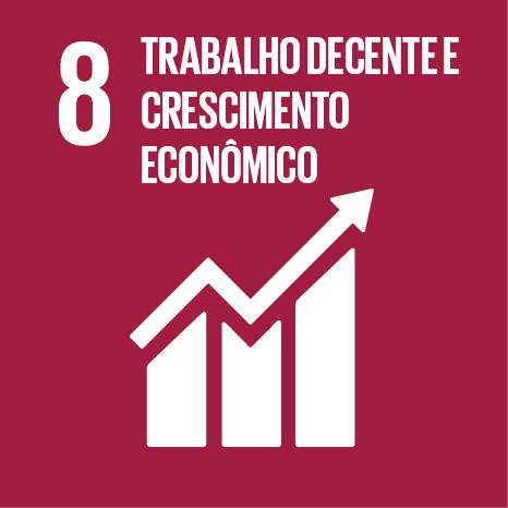 8 Trabalho Decente e Crescimento Econômico