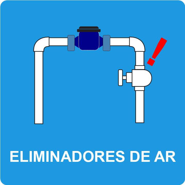 O que você precisa saber sobre eliminadores de ar